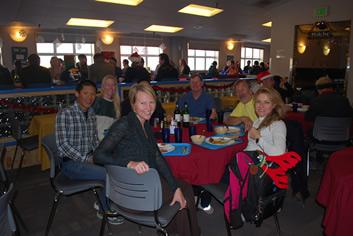 McMurdo Christmas dinner