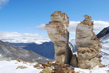 Siegmund Peak area